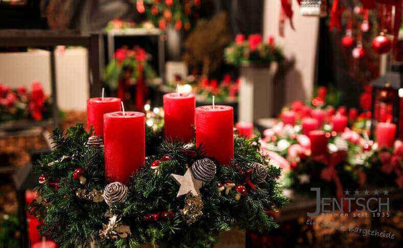 Advent beginnt bei Jentsch! 8