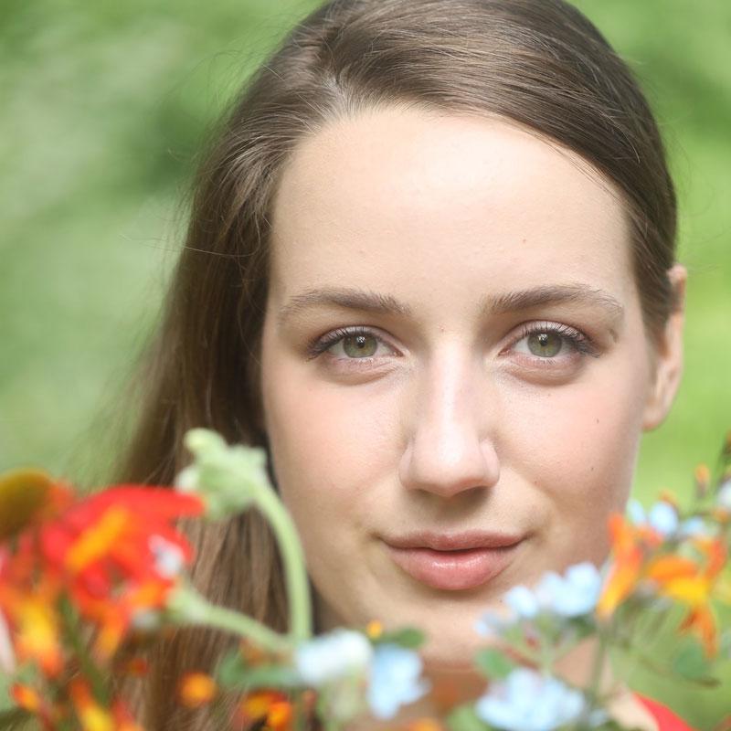 Foto Deutsche Blumenfee
