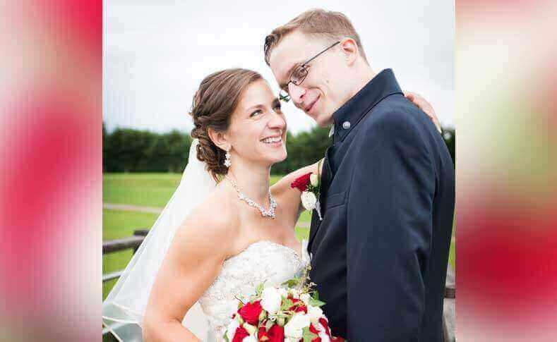 Hochzeit Ann-Christin und Kai Brautpaar