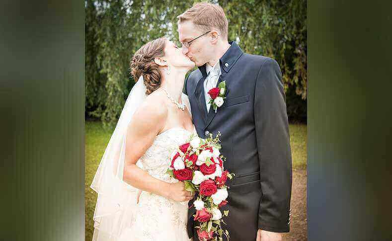 Hochzeit Ann-Christin und Kai Brautstrauß