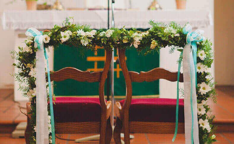 Hochzeit Anna und Jan Kirche