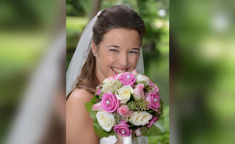 Hochzeit Dorothee und David Brautstrauß