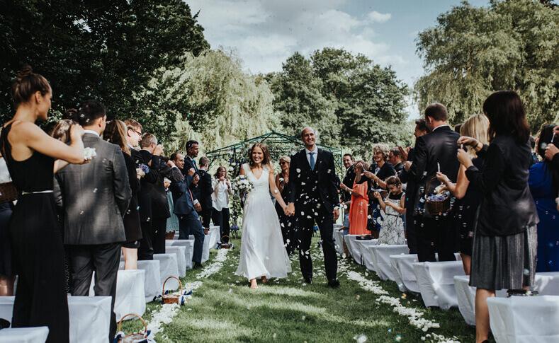 Hochzeit Ehepaar Hirschberg