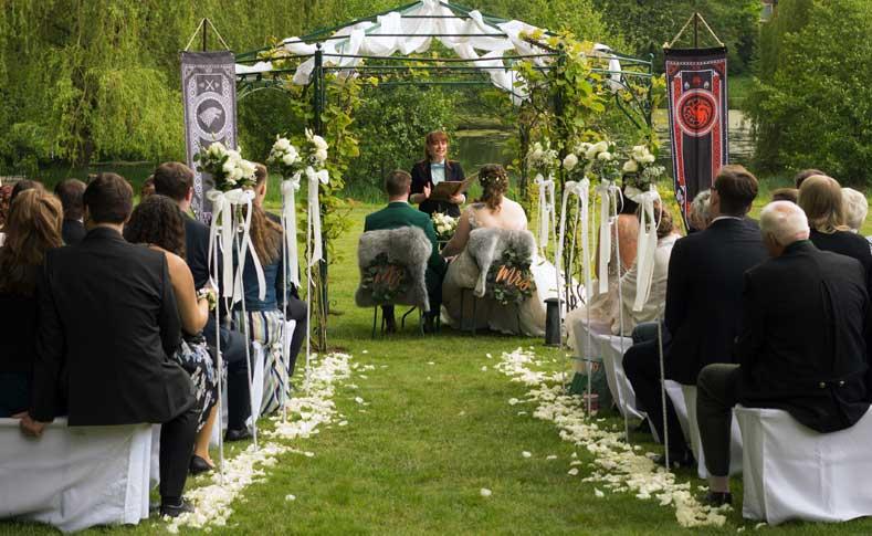 Hochzeit Martina und Bastian Nahaufnahme