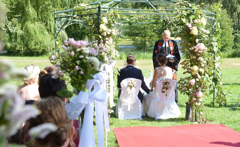 Hochzeit Familie Röhrig