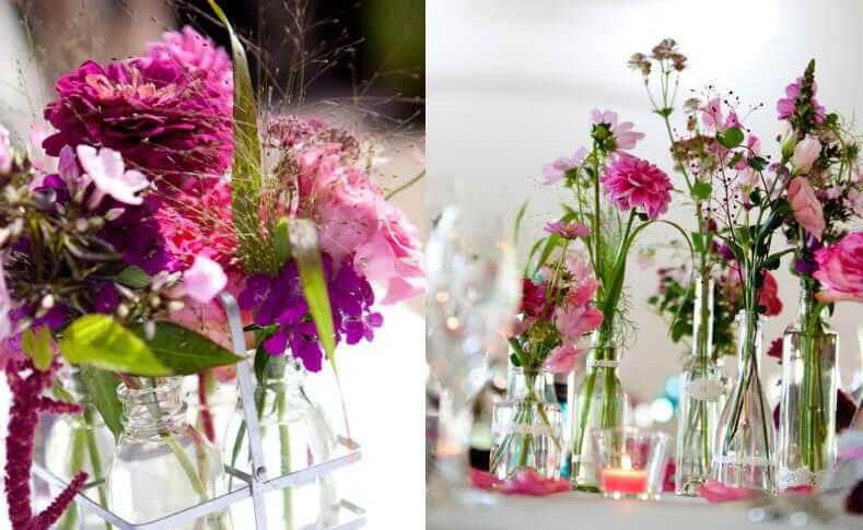 Hochzeit Friederike und Hakan Tischdekoration detail
