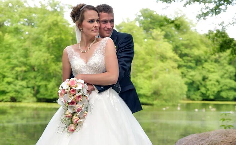 Hochzeit Jacqueline und Timom Brautstrauß