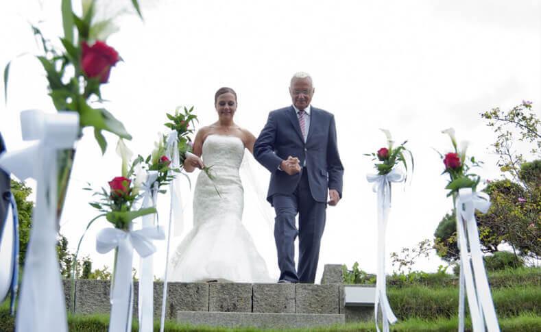 Hochzeit K und K Braut
