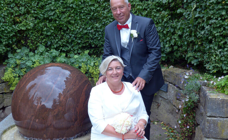 Hochzeit Kerstin und Peter Brautstrauß