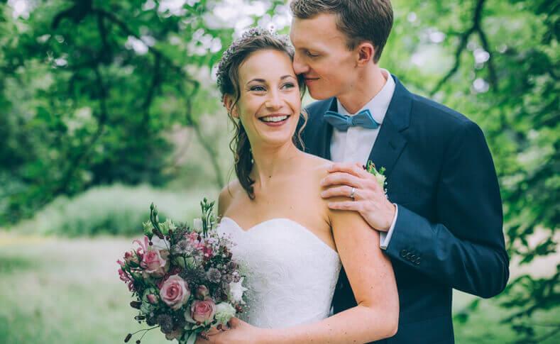 Hochzeit Sarah und Klaas Brautstrauß