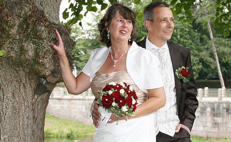 Hochzeit Ute und Oliver Brautstrauß