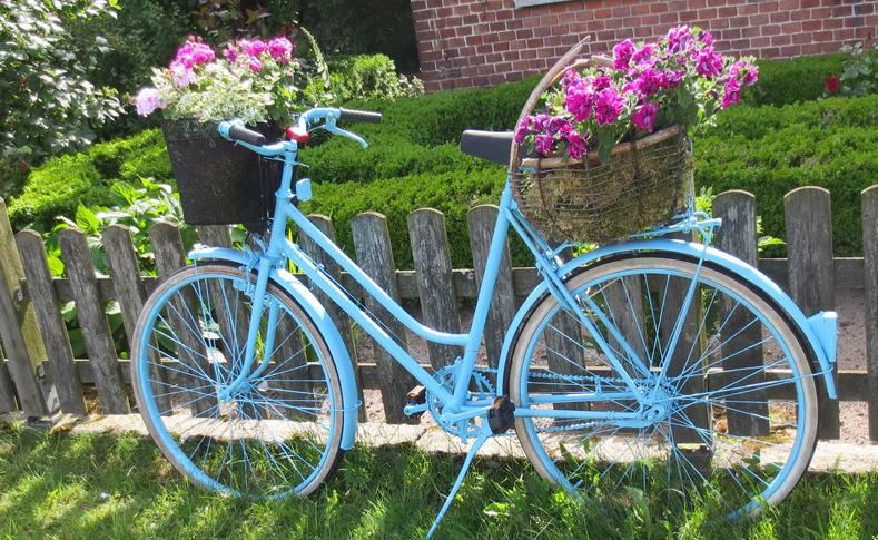 Geschmückte Fahrräder 1
