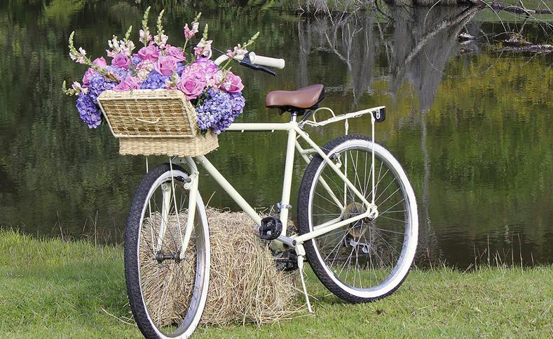 Geschmückte Fahrräder 3