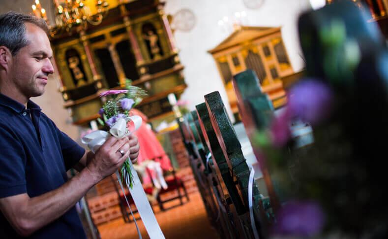 Hochzeit - Kirche Vorschlag 2