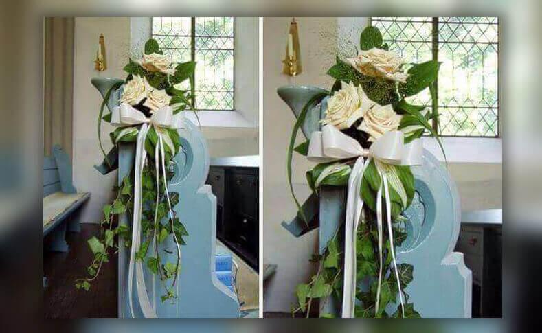 Hochzeit - Kirche Vorschlag 4