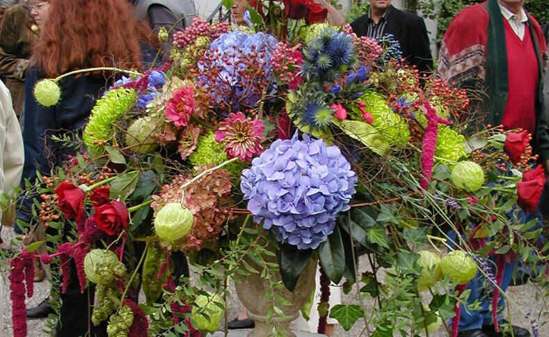Floristische Arbeit 1 von Blumen Jentsch