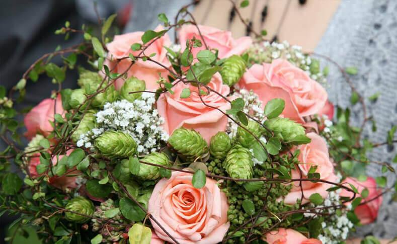 Floristische Arbeit 2 von Blumen Jentsch