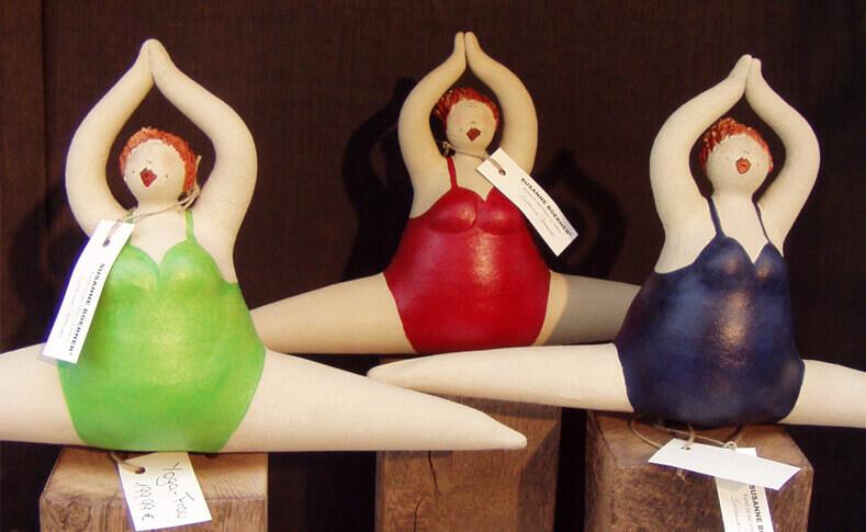 Keramikskulpturen von Susanne Boerner 2