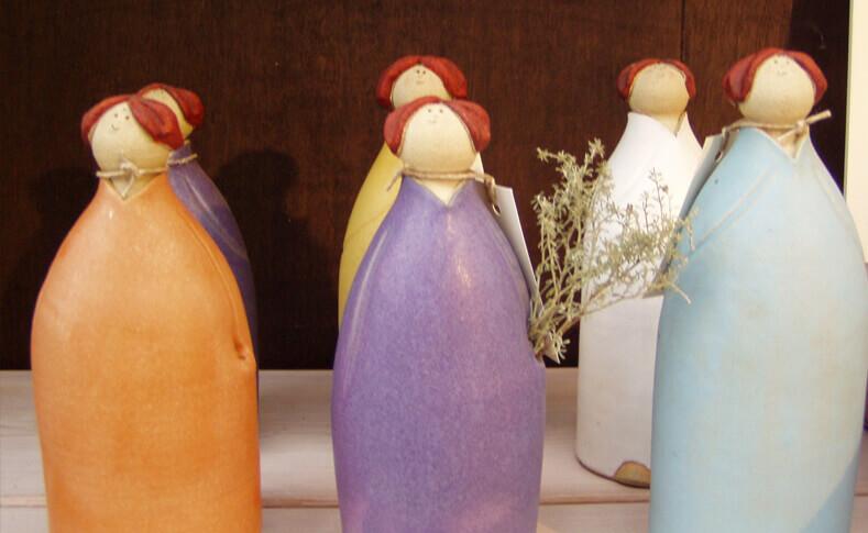Keramikskulpturen von Susanne Boerner 4