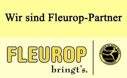 Blumen Jentsch ist Fleurop-Partner