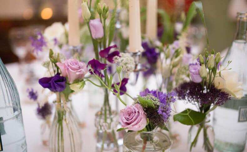 Tischdekorationen ... von Blumen Jentsch Beispiel 8