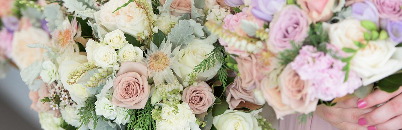Hochzeitsfloristik - Brautzimmer