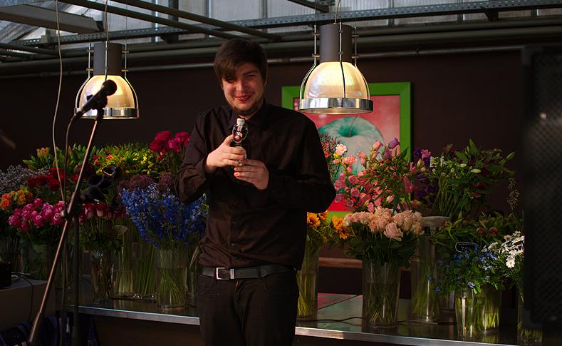 Wort für Wort #28 bei Blumen Jentsch 3